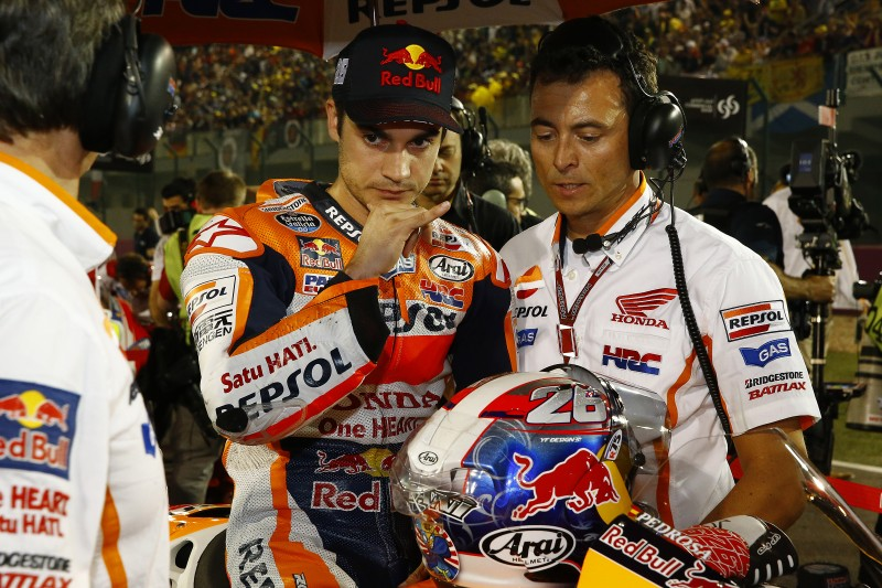 Successful surgery for Pedrosa in Madrid