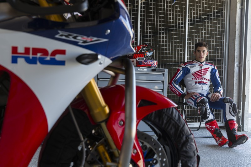 Watch live as Honda unveils its 'absolute MotoGP machine for the street' - HRC