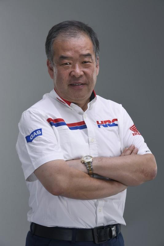 Q&A with Shuhei Nakamoto, HRC Executive Vice President