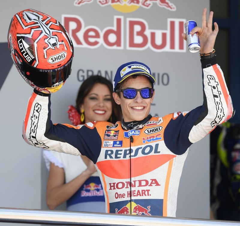 Honda Racing Corporation and Red Bull together in MotoGP until 2018