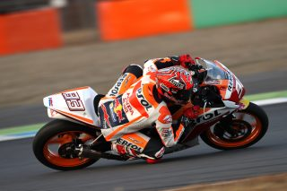 2016 Honda Racing Thanks Day Marquez racing in the CBR250 Dream Cup