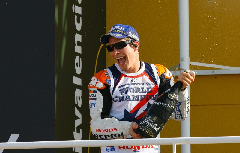 Honda HRC message of condolence, following the passing of Nicky Hayden