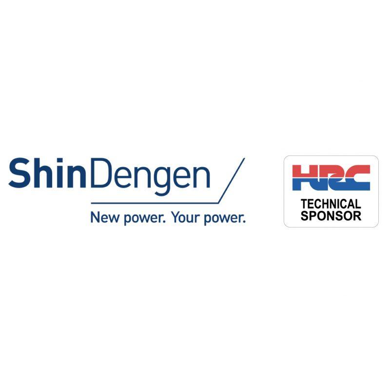 Shindengen has changed the brand logo