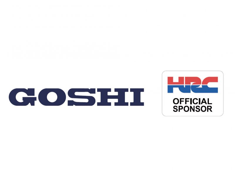 Honda Racing Corporation announces that it has signed a sponsorship contract with GOSHI