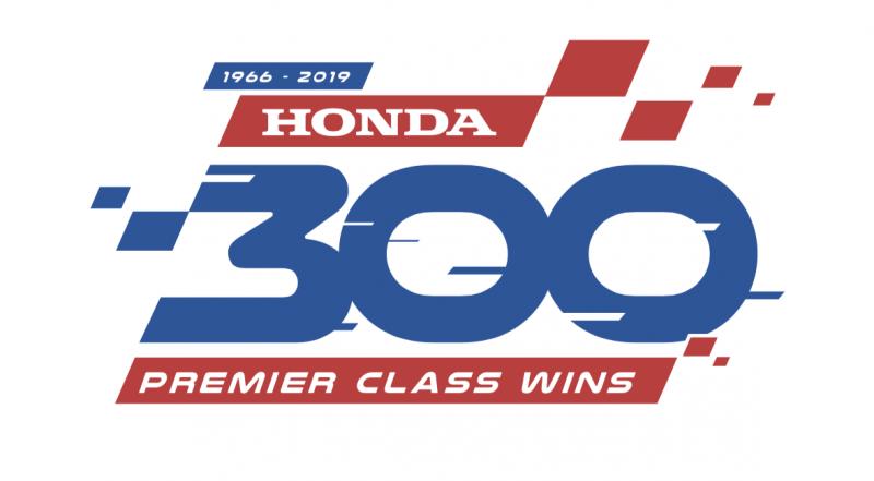 300 Premier Class Victories for Honda
