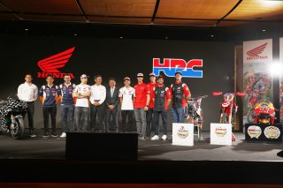 HRC 2020 Teams and Riders Presentation