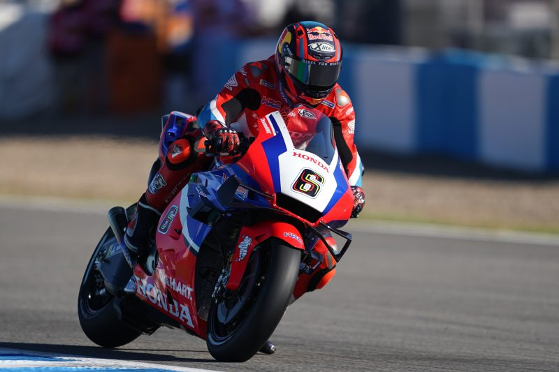 12th place finish for wildcard Bradl in Jerez