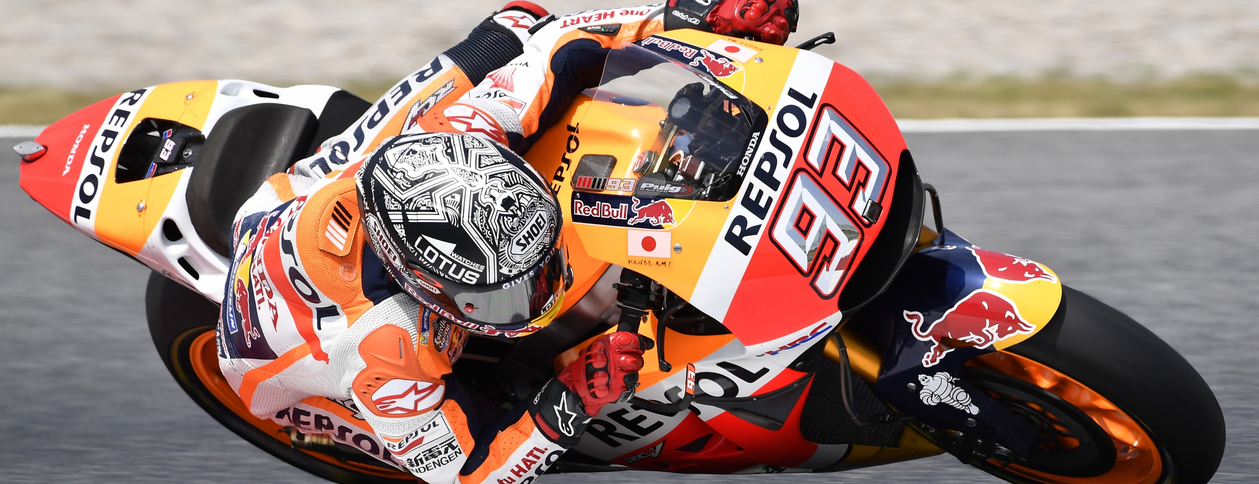 Repsol Honda Team completes one day of testing in Brno