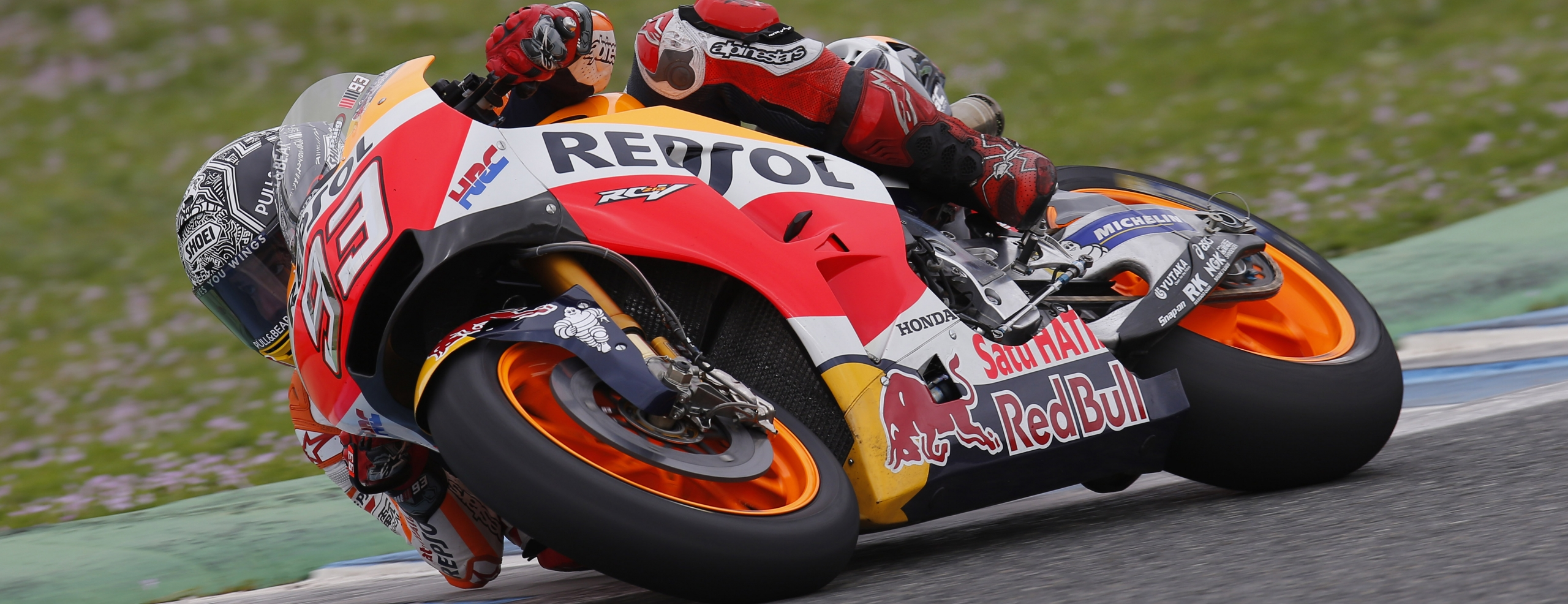 Marquez and Pedrosa complete a one-day private test at Jerez