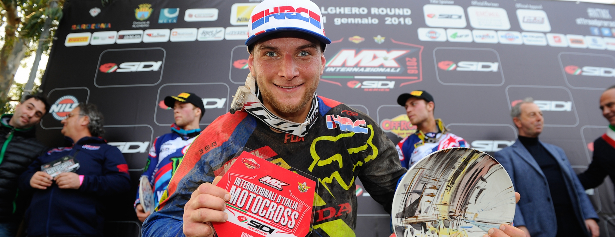 Bobryshev takes first victory of the season