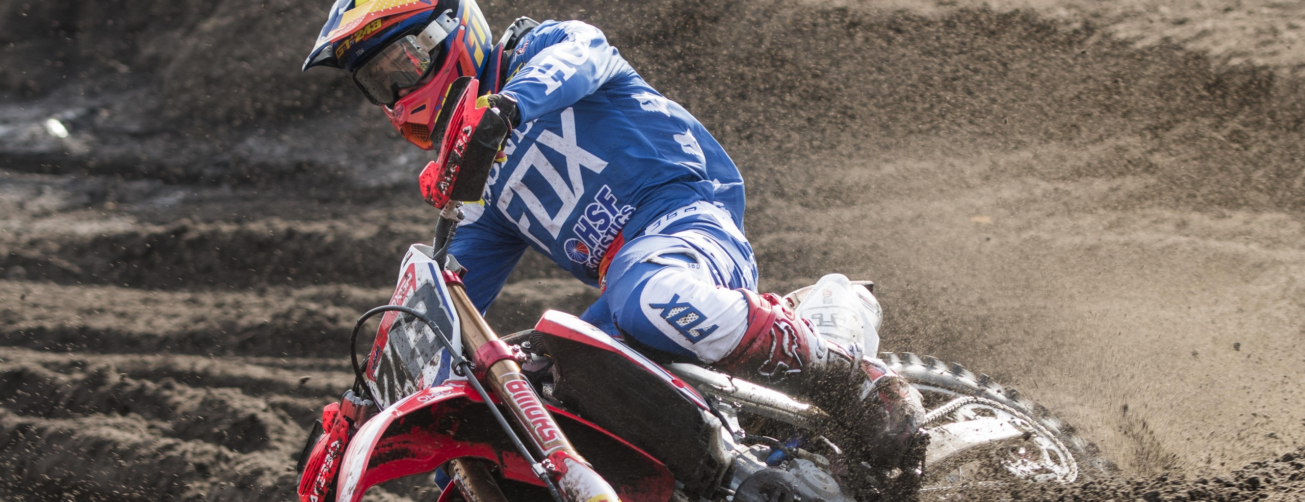 Gajser and Vlaanderen looking for more at RedSand