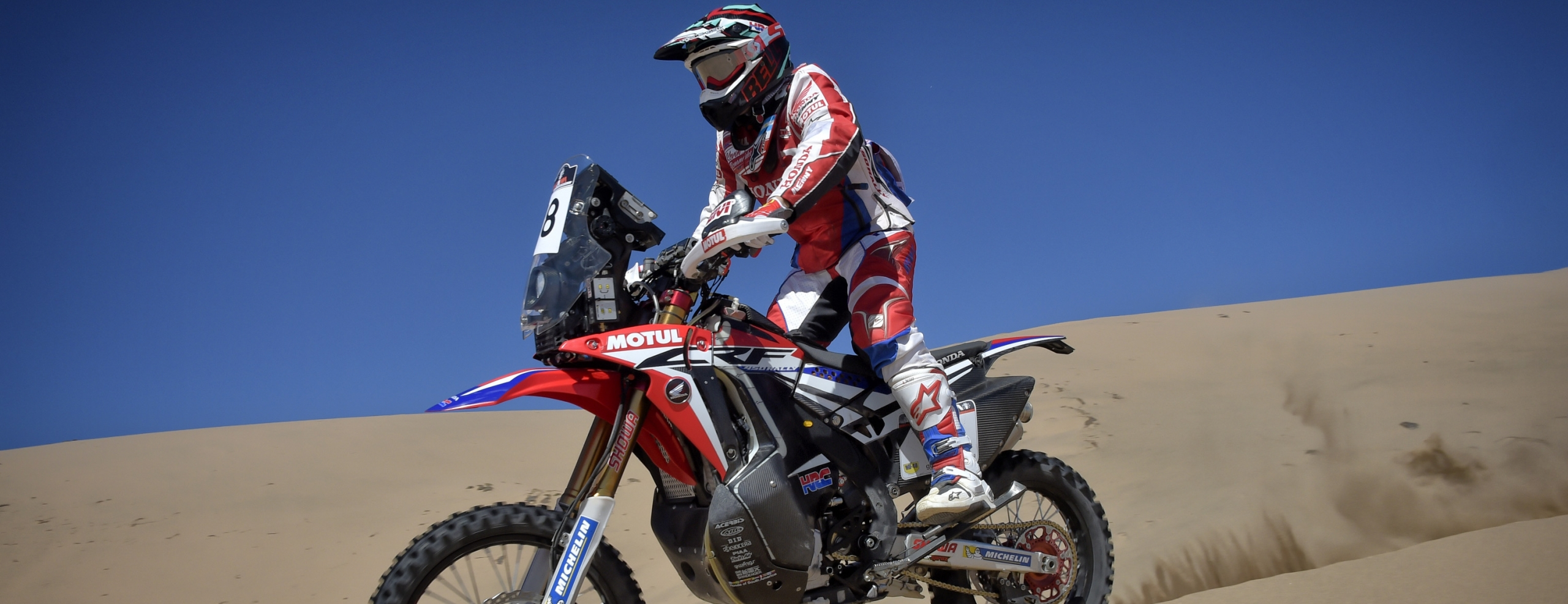 The Atacama Rally finishes with Kevin Benavides on the podium