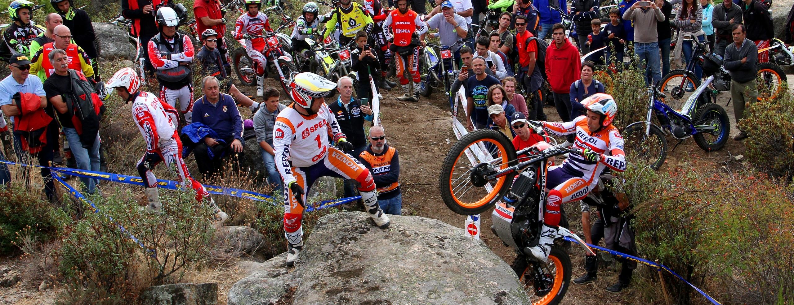 Spanish National Championship Round 5