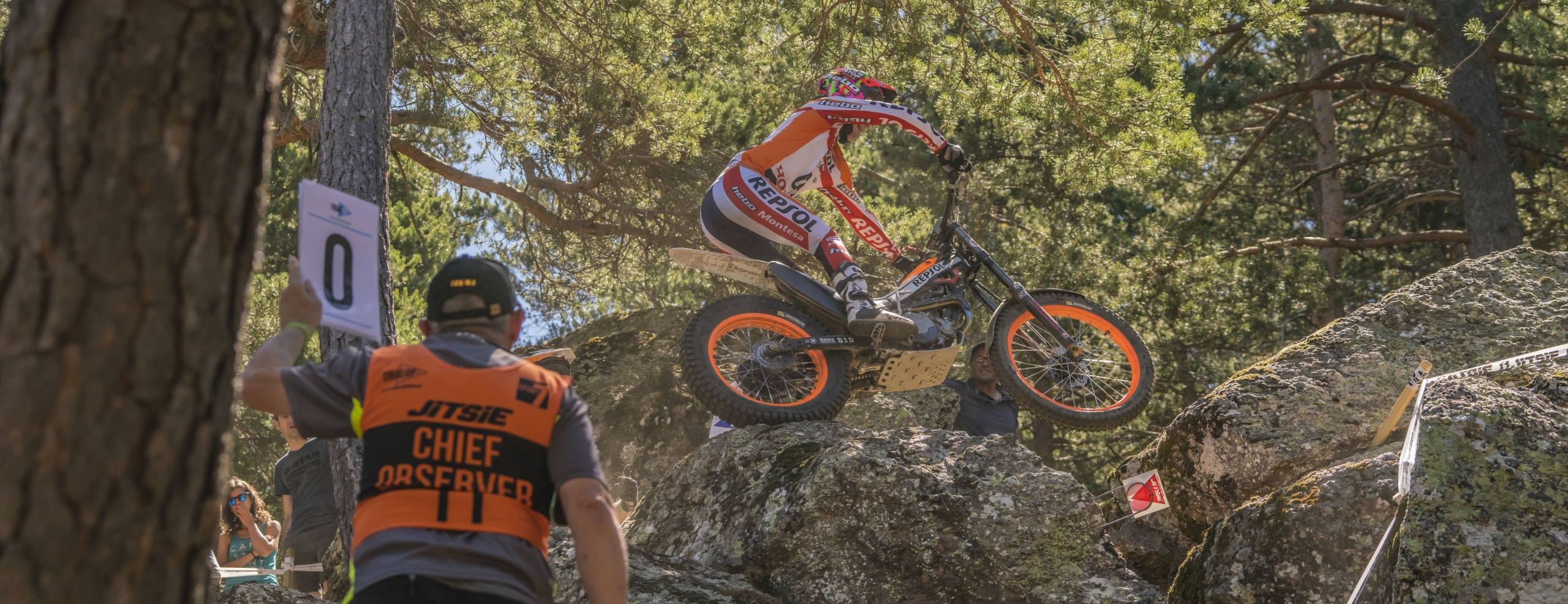 Repsol Honda Team highly-charged for the French TrialGP