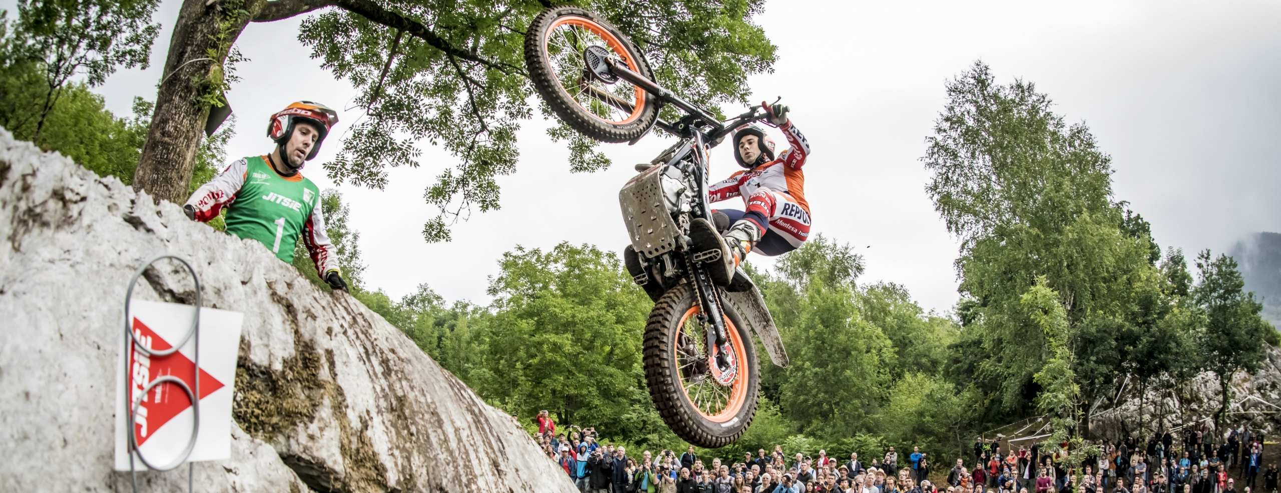 Brilliant win for Toni Bou in the French TrialGP