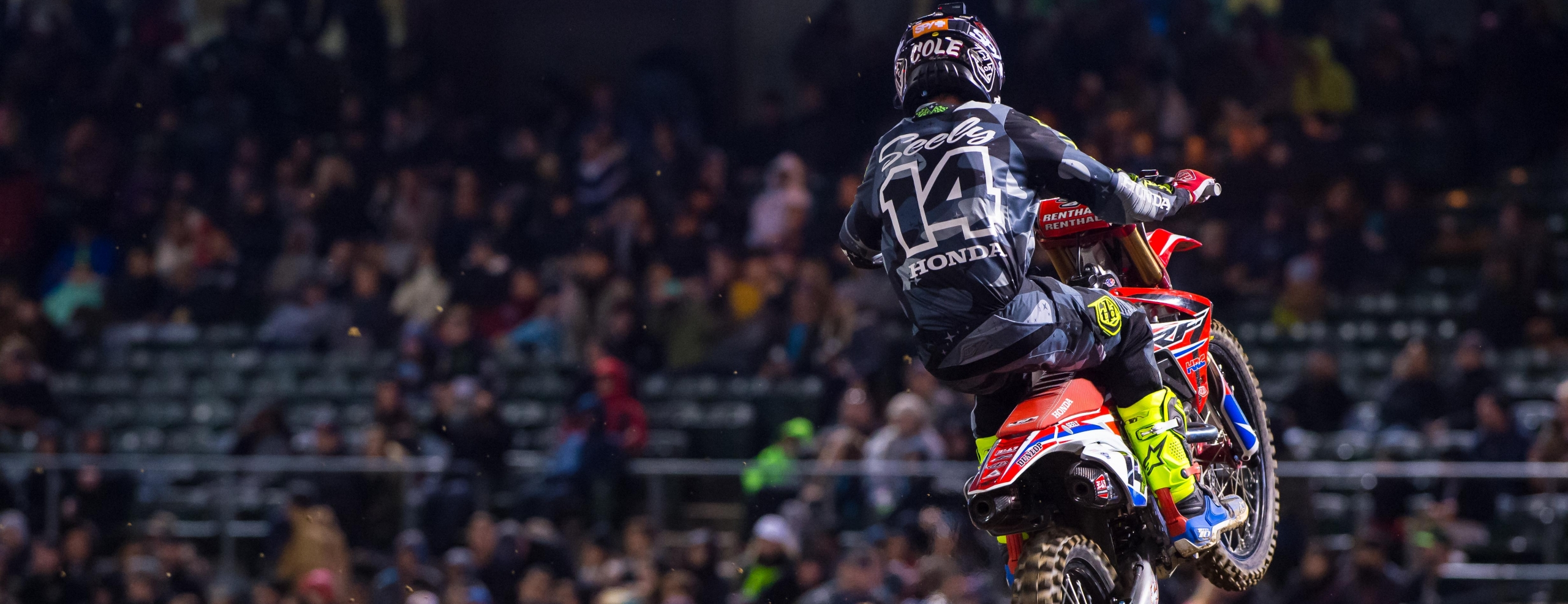 Seely Finishes Sixth in Oakland