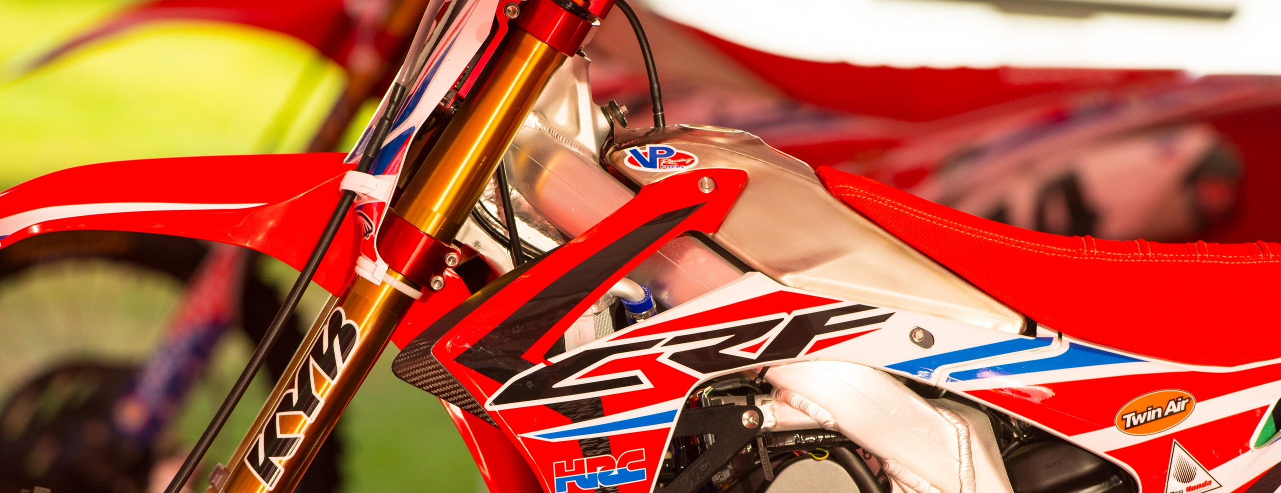 Team Honda HRC Sidelined From Washougal National