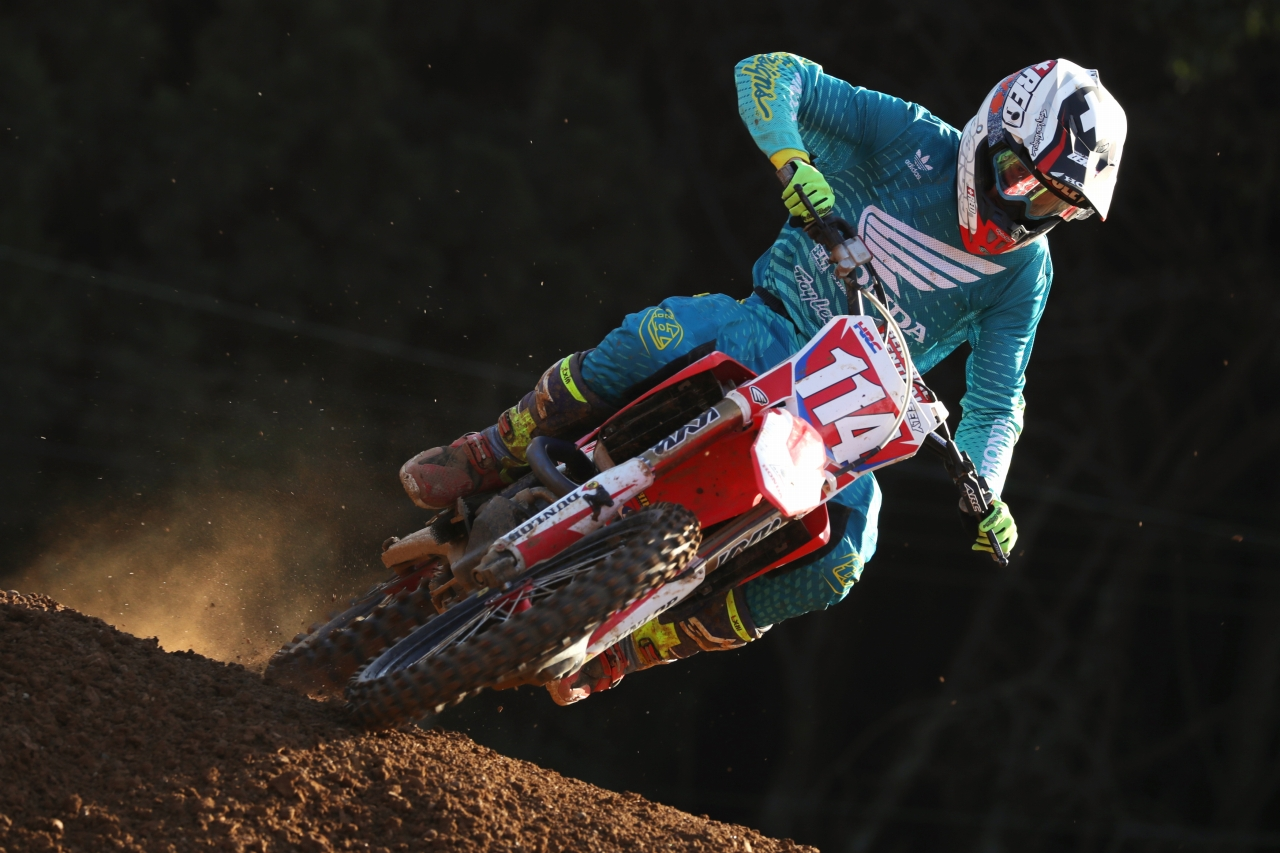 Seely Tops Podium at Final Round of All Japan MX National Championship