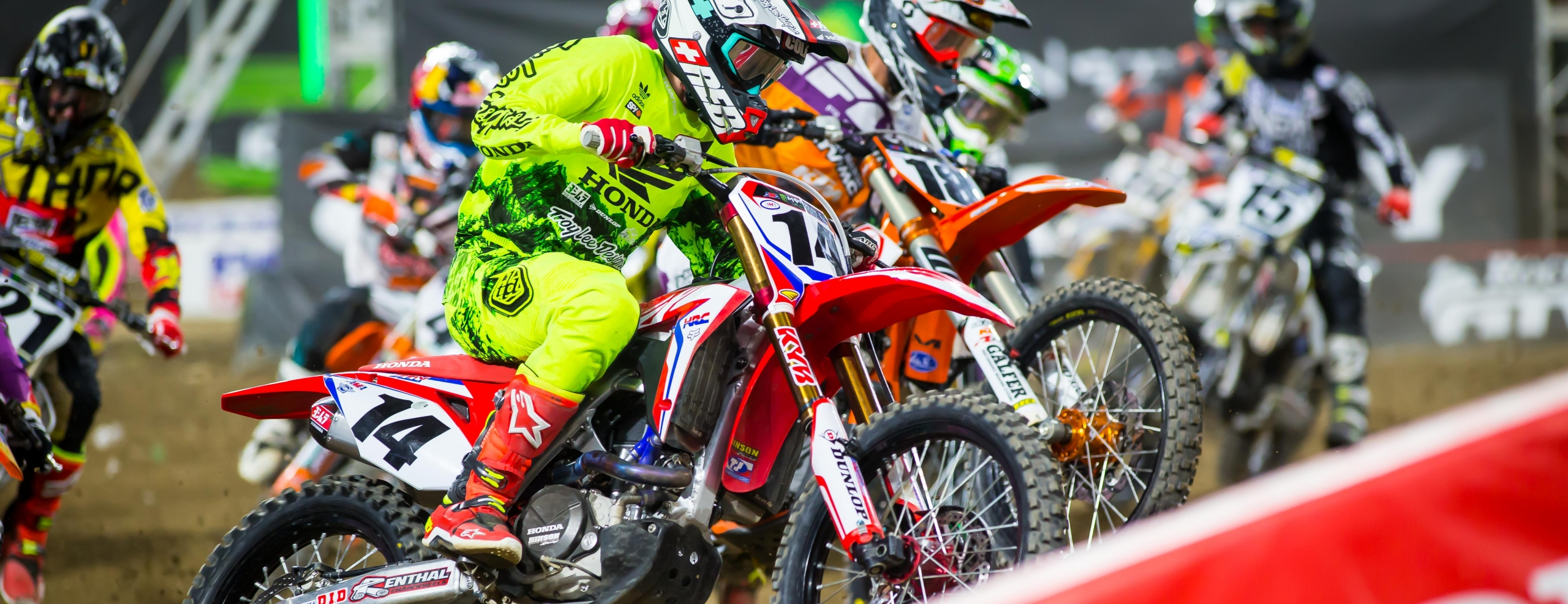 Fifth for Seely at Minneapolis Supercross