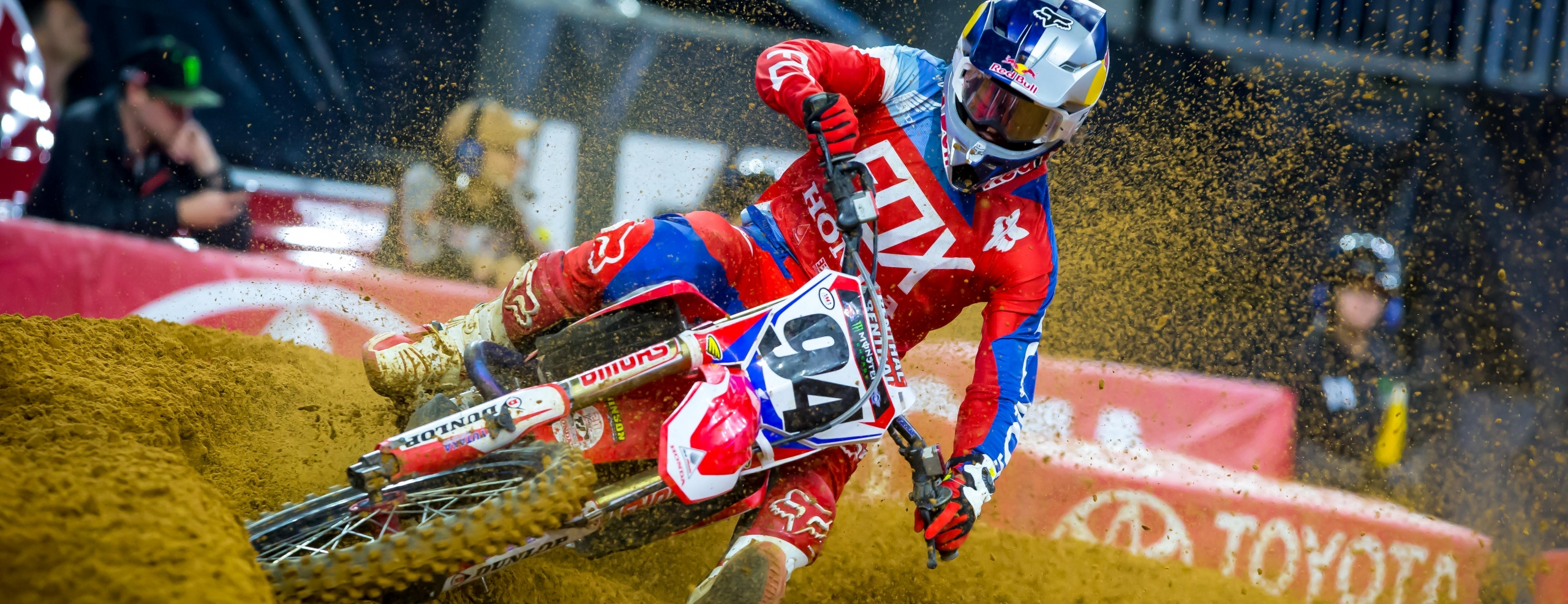 Second Place for Roczen at Houston Supercross