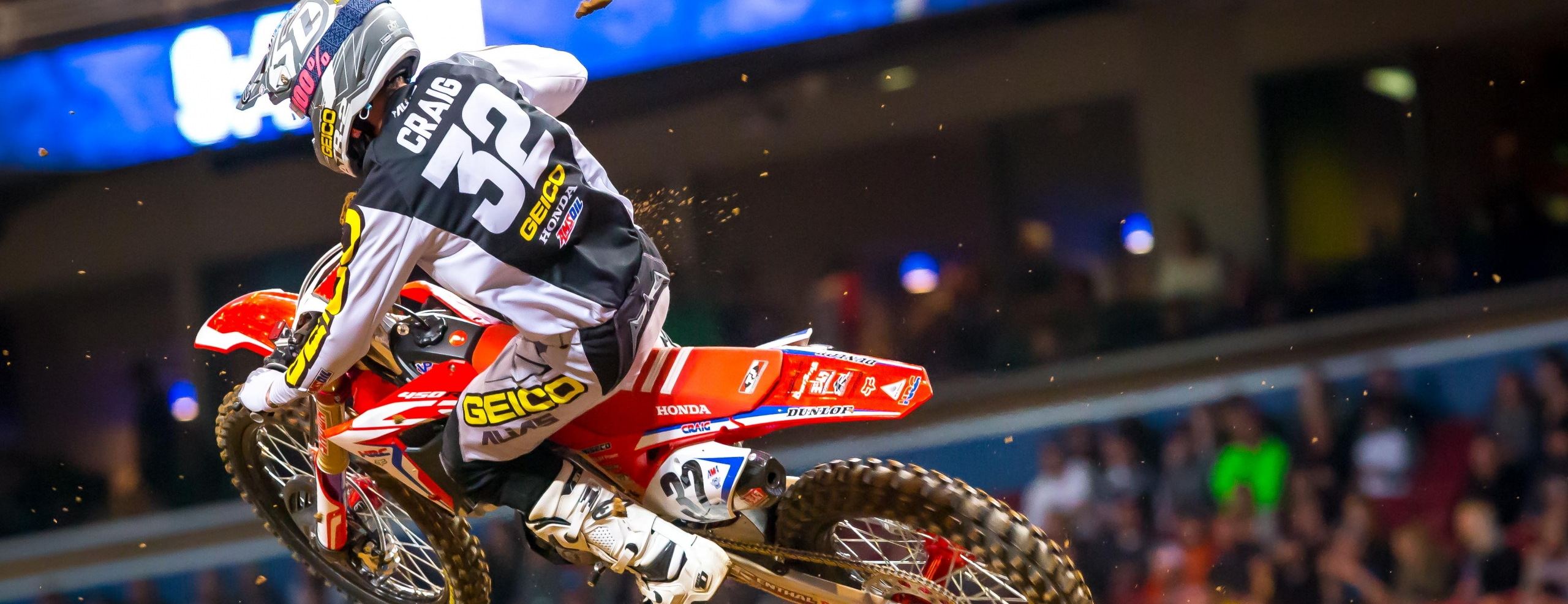Top 10 Finish for Craig at St. Louis Supercross